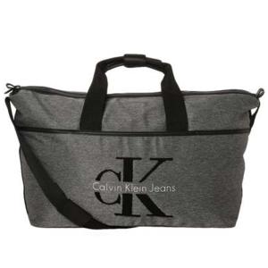 Calvin Klein RE-ISSUE 2,0 - Weekend bag Grå