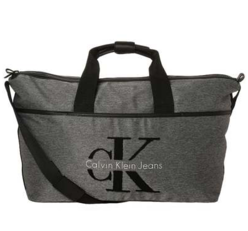 Calvin Klein RE-ISSUE 2,0 - Weekend bag Grå