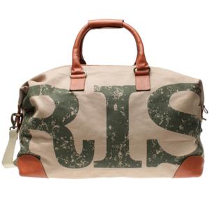Morris Bag Large Print Sand