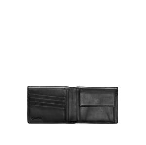 Calvin Klein Jackson 4cc + Coin Wallet Svart