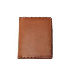 Heritage Wallet Tan