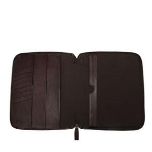 Oscar Jacobson E-tablet fodral Dark Brown