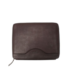 Oscar Jacobson E-tablet fodral Dark Brown