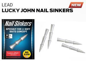 Nail sinkers 5pcs