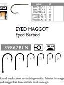 Eyed maggot enkelkrok