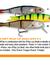 4play soft kit 3+1Lip Scull