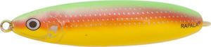 Rapala Minnow Spoon vassdrag 10cm (32g)- YGR