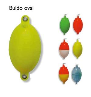 Buldokula oval 40mm