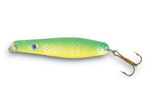 Snaps-draget 25g (308-grön/gul)