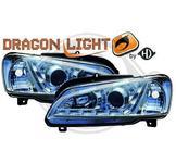 """Strålkastare DRL """"dragonlight""""DESIGNSCHEINWER.SET   106,"""