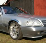 Mercedes SL R129. Gullabo