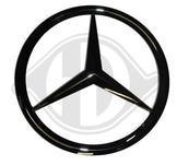 Mercedes W203 Stjärna till grill