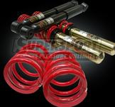 Coilover PEUGEOT 205 Typ 741A,B,C+20A,C,D Årsmodell: 02/83-09/98