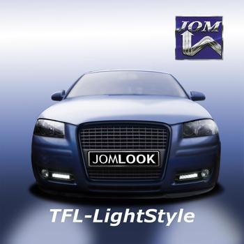 LED positonsljus för Audi A3 (8P) 05-08