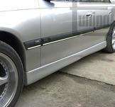 Sidokjolar Opel Omega B