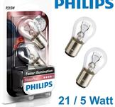 Philips P21/5W Vision Set om 2