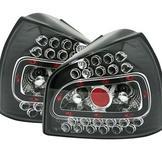 JOM LED-bakljus Audi A3 8L / Black