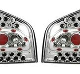 LED bakljus för Audi A3 8L / Chrome