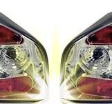 Bakljus i krom för Audi A3 8L