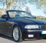 KUNDBILD. BMW E36 cab i Karlskrona