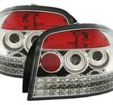 LED bakljus för Audi A3 8P Limo i Chrome