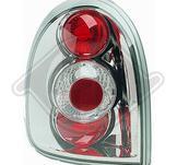 Baklyktor design i par.Opel.Corsa B 93-00