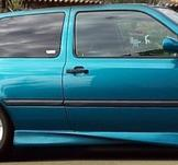 "VW Golf 3 Sidospoiler ""Tuning race"""