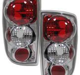 Baklyktor i klarglas Cheva Blazer S10 95-04