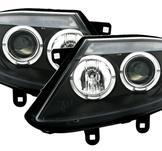 Angel Eye BMW Z4 E85 i svart