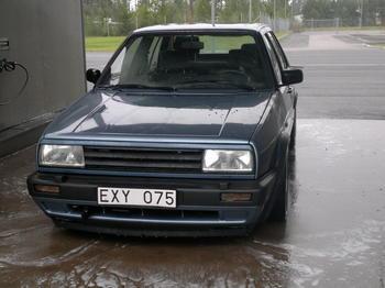VW Jetta II, Vaggeryd. KUNDBILD