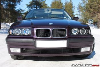 BMW 325, Piteå. KUNDBILD