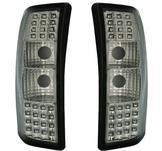 LED-bakljus Opel Omega B / Chrome