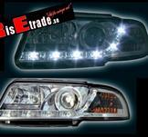 Devil Eyes Scheinwerfer Audi A4 B5 1/99-9/00