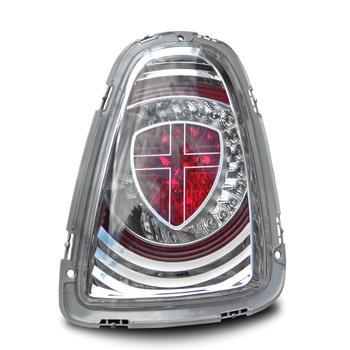 Baklyktset Mini Cooper R56. LED 11- kromade