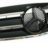Mercedes SLK R170 - SPORT Kühlergrill CL Look Svart