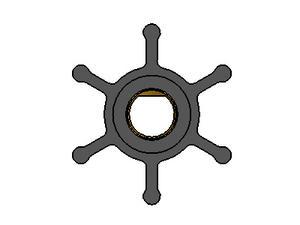 Impeller 7054-01