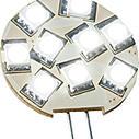 LED G4 stift sida eller baksida