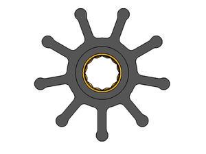 Impeller 7556-01