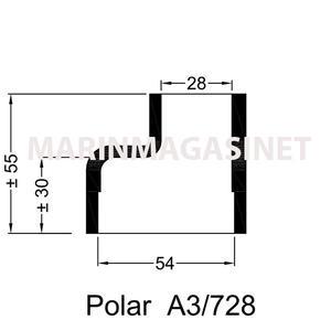 Polar Gummihylsa A3 728