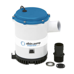 Bilge Pump Heavy Duty 2250 GPH 24V