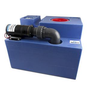 47L (12.5 G) Waste Water Tank CPL Macerator 12V