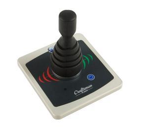 ALFA20T panel med joystick