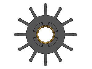 Impeller 8326-01