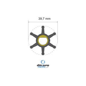 Premium Impeller kit PN 06-01-004