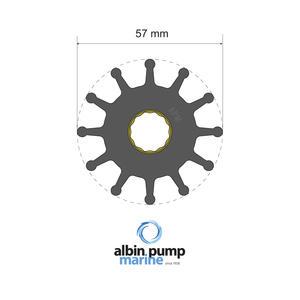 Premium Impeller kit PN 06-01-012