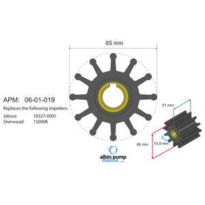 Premium Impeller kit PN 06-01-019