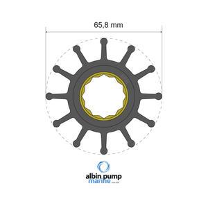 Premium Impeller kit PN 06-01-020