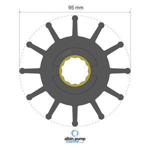 Premium Impeller PN 06-02-031