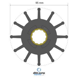 Premium Impeller PN 06-02-032