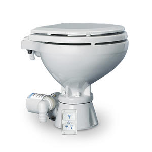 Marine Toilet Silent Electric Compact 24V